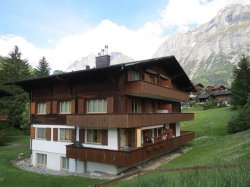 Hotel Apartment Chalet Romantica, Grindelwald